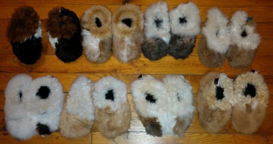 1efcccfc5d6 New Alpaca Slippers