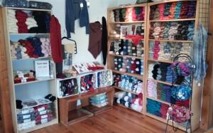 alpaca yarn shop
