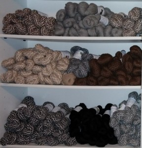 2014 alpaca yarns - left