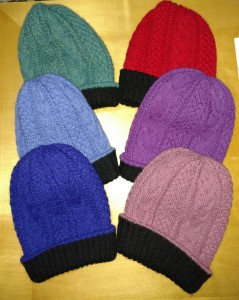 Reversible Alpaca Hats
